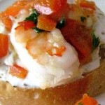 canape-de-cream-cheese-e-camarao