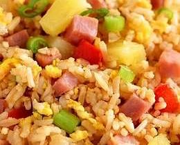 Receita de Arroz Tropical